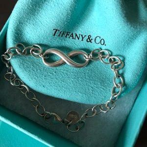 Infinity Tiffany &Co. bracelet